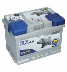 Akumulator Baren Polar Plus L2B 60+