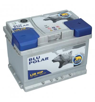 Akumulator Baren Polar Plus L2B 60+