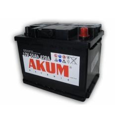Akumulator akum A55P