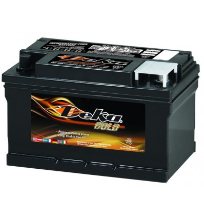 Akumulator Deka Exact Fit 641MF
