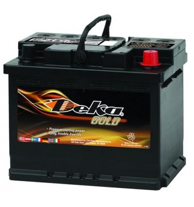 Akumulator Deka Exact Fit 647MF