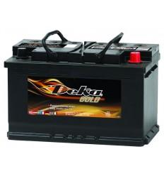 Akumulator Deka Exact Fit 694RMF