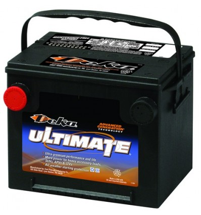 Akumulator Deka Ultimate 775MF