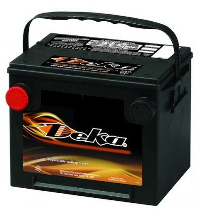 Akumulator Deka O.E. 575MF