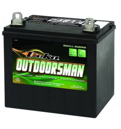 Akumulator Deka Outdoorsman 8U1LD