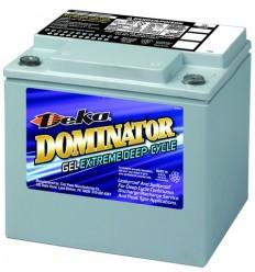 Akumulator Deka Dominator 8G40C