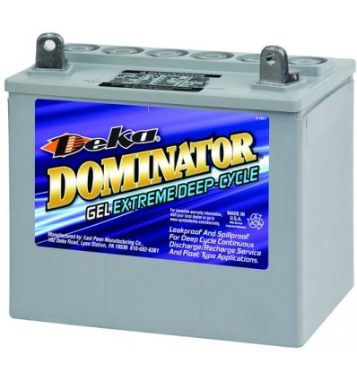 Akumulator Deka Dominator 8GU1