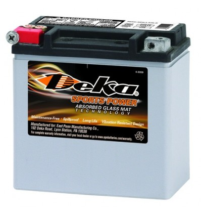 Akumulator Deka Sports Power ETX14