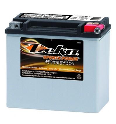Akumulator Deka Sports Power ETX16L