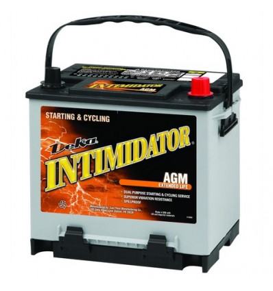 Akumulator Deka Intimidator 9A35/85
