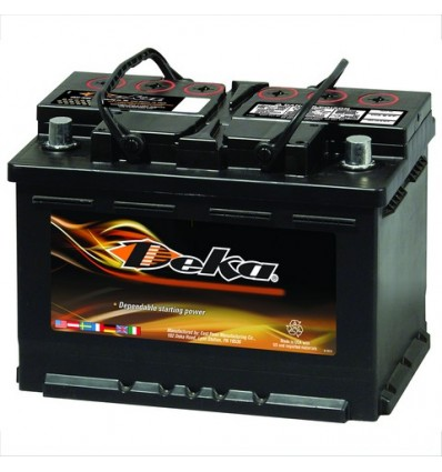 Akumulator Deka Exact Fit 648MF