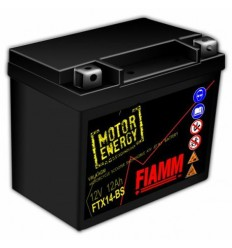 Akumulator FIAMM FTX14-BS