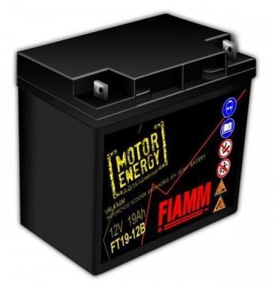 Akumulator FIAMM FT19-12B