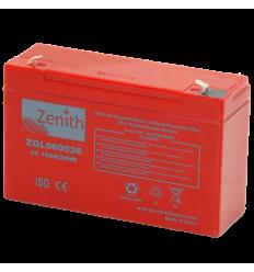 Akumulator Zenith ZGL 060026