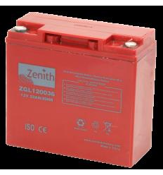 Akumulator Zenith ZGL 120036