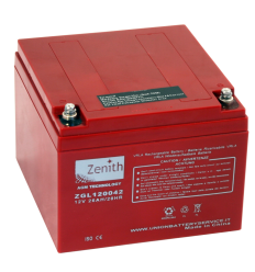 Akumulator Zenith ZGL 120042