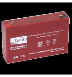Akumulator Zenith ZGL 060020