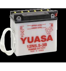 Akumulator Yuasa 12N5.5-3B