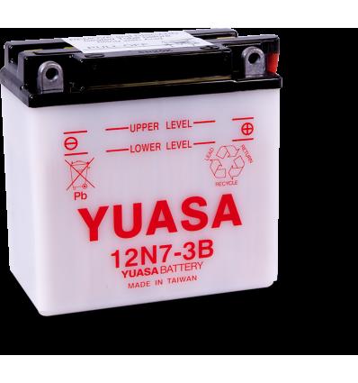 Akumulator Yuasa 12N7-3B