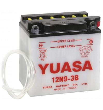 Akumulator Yuasa 12N9-3B