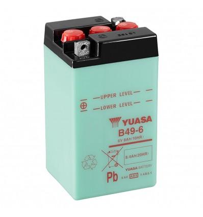 Akumulator Yuasa B49-6