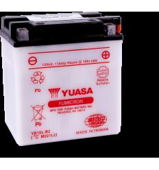 Akumulator Yuasa YB10L-B2