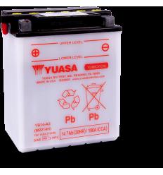 Akumulator Yuasa YB14-A2