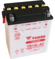 Akumulator Yuasa YB14L-A2