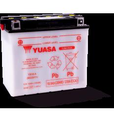 Akumulator Yuasa YB18-A
