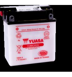 Akumulator Yuasa YB9A-A