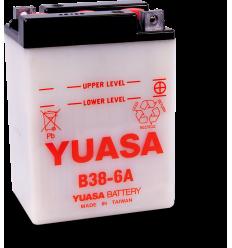 Akumulator Yuasa B38-6A