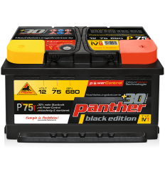 Akumulator Panther P+75T