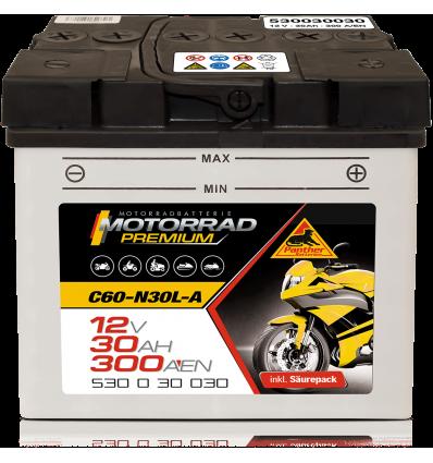 Akumulator Panther Premium 530 30