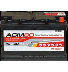 Akumulator Panther AGM 80