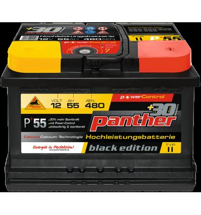 Akumulator Panther P+55