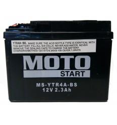 Akumulator MotoStart YTR4A-BS