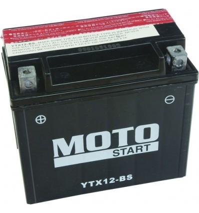 Akumulator MotoStart YTX12-BS