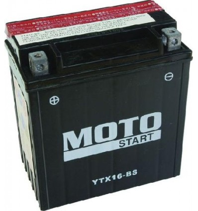 Akumulator Moto Start YTX16-BS-1