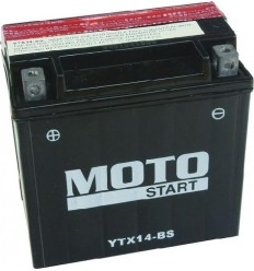 Akumulator Moto Start YTX14-BS