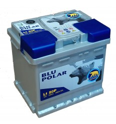 Akumulator Baren Polar Blu L1 50P