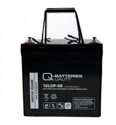 Akumulator Q-Batteries 12LCP-56