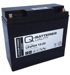 Akumulator Q-Batteries LiFePO4 12-20
