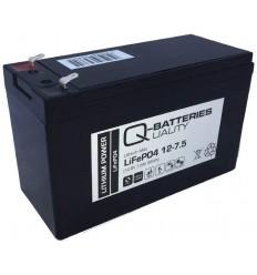 Q-Batteries Lithium 12-7.5