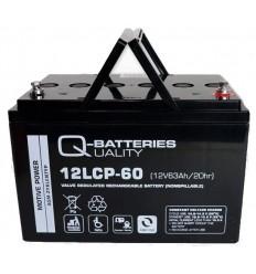 Q-Batteries 12LCP-60