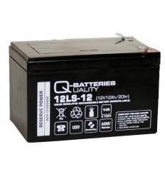 Akumulator Q-BATTERIES 12LS-12 F2